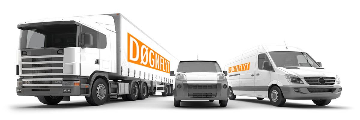 Døgnflyt & Logistik transport